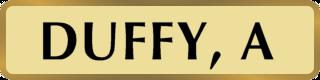 DUFFY_A_nameplate